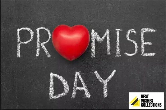 Happy Promise Day status